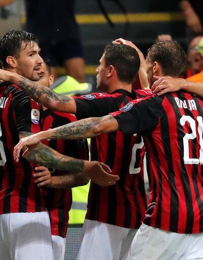 Milan 2-1 Roma / Maç Sonucu