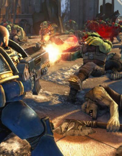 Warhammer 40.000 Space Marine ücretsiz oldu