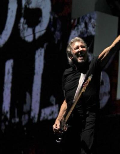 Roger Waters'tan Rusça mesaj: 'Trump bir domuz'