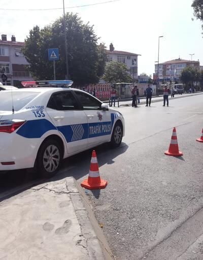 Bakırköy'de 1 Eylül Barış mitingi nedeniyle bazı yollar trafiğe kapatıldı