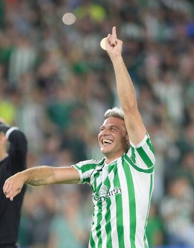 Endülüs derbisinde gülen Real Betis oldu