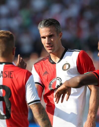 Van Persie yine uçtu | Feyenoord 4-2 NAC Breda maç özeti