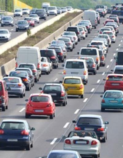 Veriler açıklandı: Trafikteki taşıt sayısı arttı