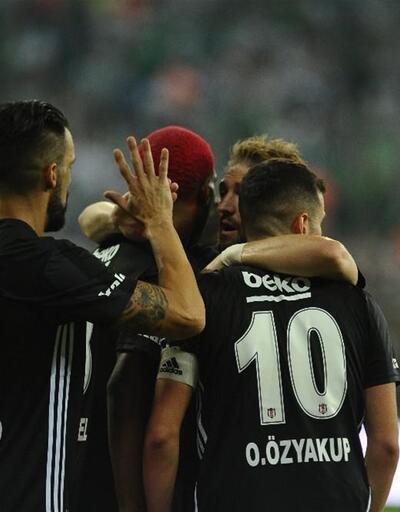Beşiktaş'ın UEFA Avrupa Ligi kadrosu