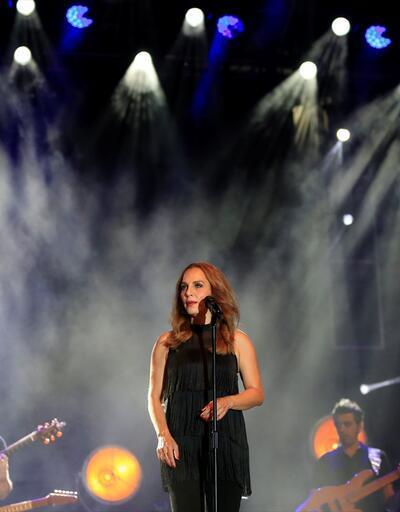 Sertab Erener, Ankaralıları coşturdu