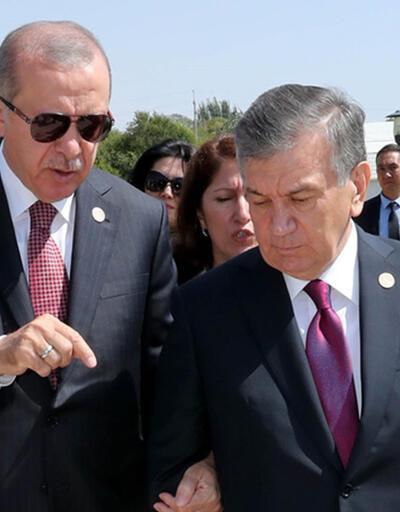 Erdoğan'dan Bişkek'e FETÖ uyarısı
