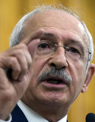 Kılıçdaroğlu: İdlib konusunda Türkiye Esad'la temasa geçmeli