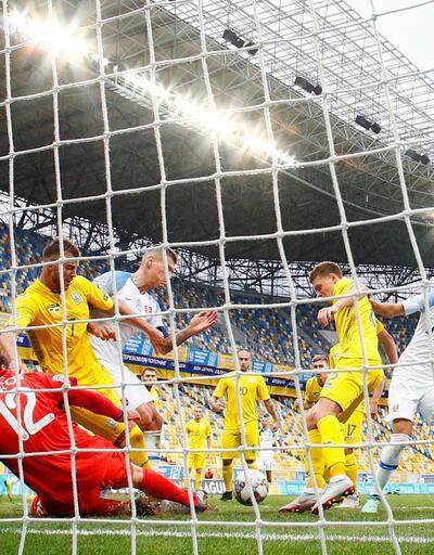 UEFA Uluslar Ligi: Ukrayna - Slovakya: 1-0