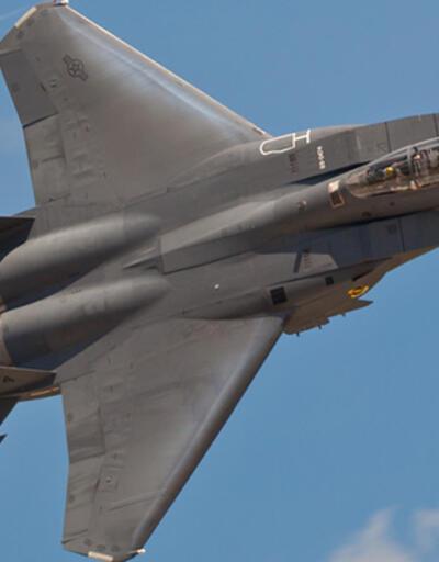 ABD'den İran'a caydırma devriyesi: Savaş uçakları havalandı