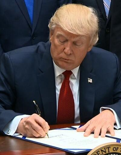 Trump, yeni 'terörle mücadele stratejisini' onayladı