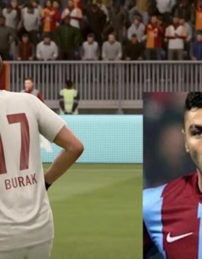 FIFA 19'da Trabzonsporlu futbolcuların yüzleri