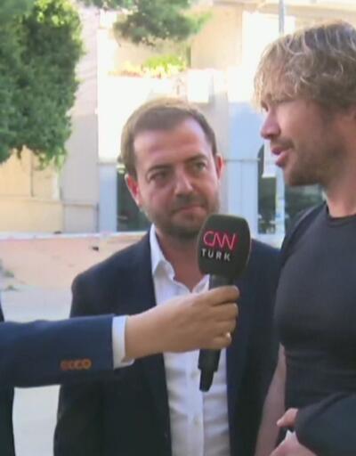 Diego Lugano CNN TÜRK'e konuştu