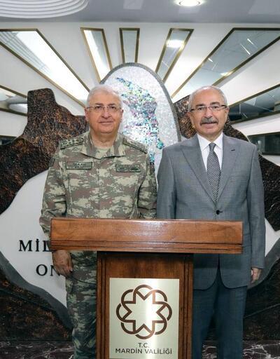 Genelkurmay Başkanı ve kuvvet komutanları denetlemelerde bulundu