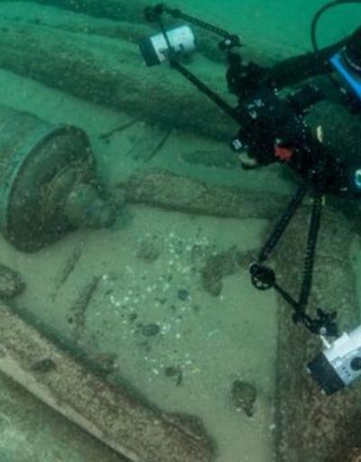 400 yıllık gemi enkazı bulundu! Tarihi sırlar gözler önüne serildi