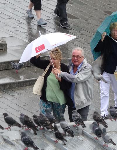 İstanbul hava durumu beş günlük | Meteoroloji'den kuvvetli sağanak yağış uyarısı