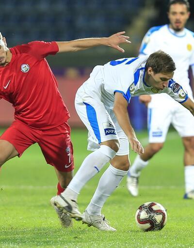 Ankaragücü 2-1 Serik Belediyespor / Maç sonucu