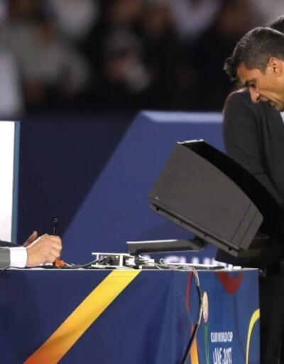 UEFA VAR'ı resmen açıkladı