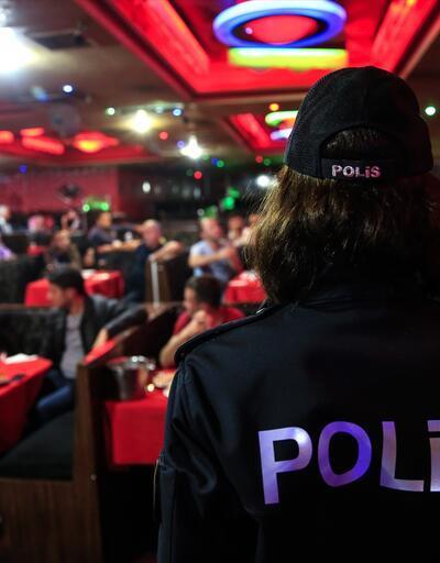 Ankara'da 1150 polisle asayiş uygulaması