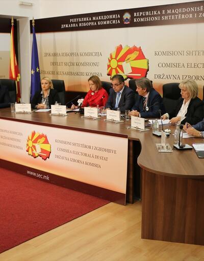 Makedonya'da referanduma katılım yüzde 36'da kaldı