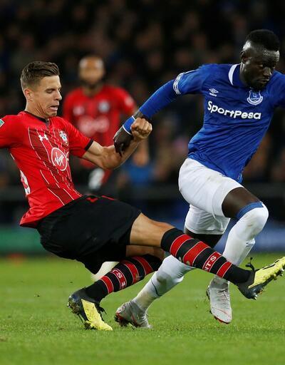 Southampton Everton'ı eledi