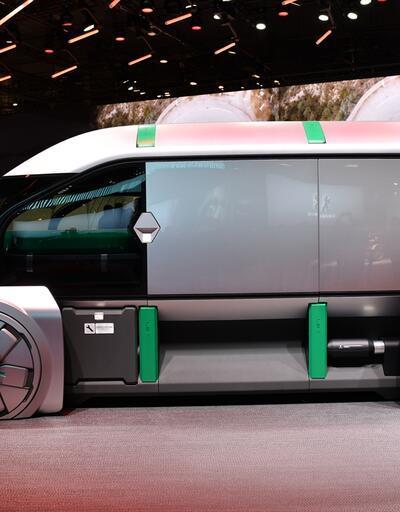 Paris Otomobil Fuarı'nda dev markalardan gövde gösterisi