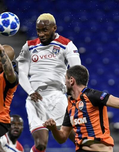 Lyon 2-2 Shakhtar Donetsk / Maç Özeti