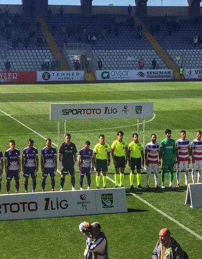 Afyonspor 5-0 Karabükspor maç sonucu