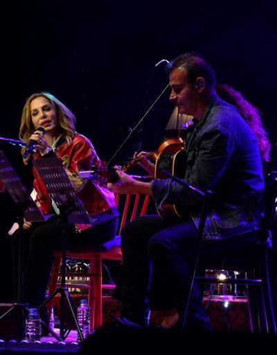 Sertab Erener'den Bursa'da müzik ziyafeti