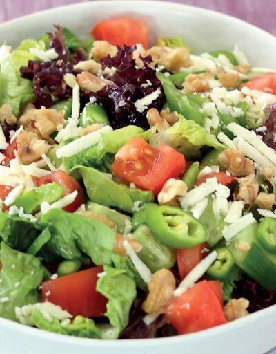Sağlıklı salatanın 7 önemli kuralı