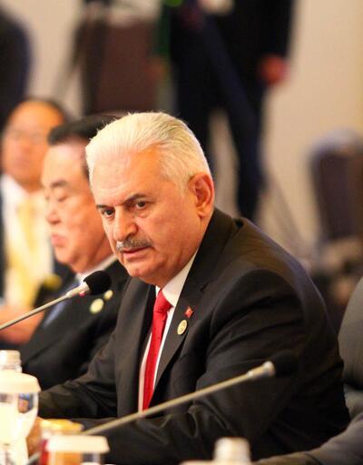 Binali Yıldırım'dan Ermenistan temsilcisine tepki