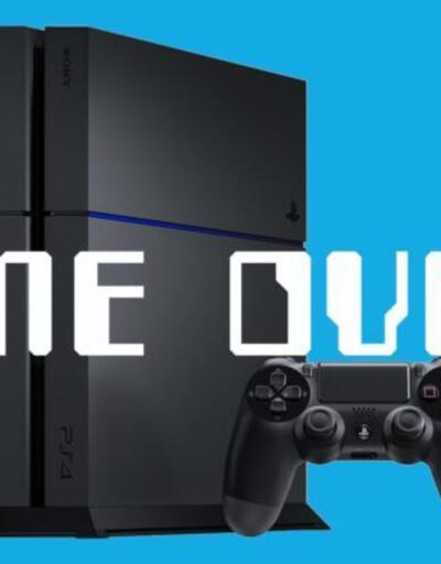 Oyun yüklü PS4'lere savaş açtı