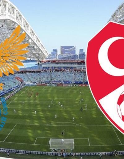 Rusya-Türkiye maçı hangi kanalda, ne zaman, saat kaçta?