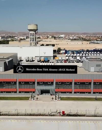 Mercedes kamyon Ar-Ge'sinde başarısını ispatladı