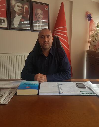 CHP Tunceli İl Başkanı, adaylık için istifa etti