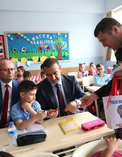 Yalova'da 'hatalı sürücüye kırmızı düdük' projesi