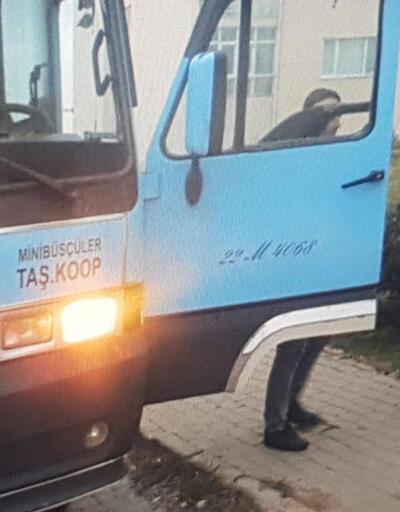Servis sürücüsü alkollü çıktı, öğrencileri okula polis bıraktı