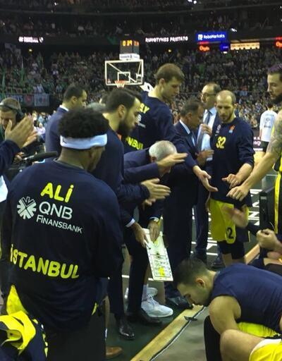 Fenerbahçe Euroleague'de 3'te 3 yaptı