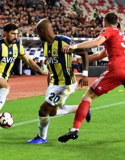 Sivasspor 0-0 Fenerbahçe / Maç Özeti