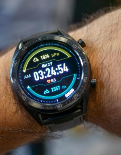 Huawei Watch benzeri Honor Watch geliyor