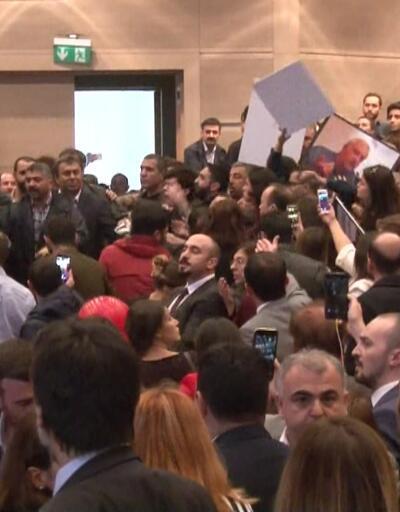 İstanbul Barosu'ndaki seçimde kavga