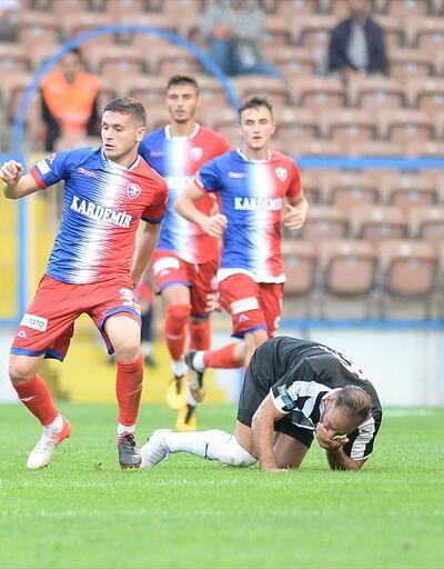 Karabükspor 0-4 Altay maç sonucu