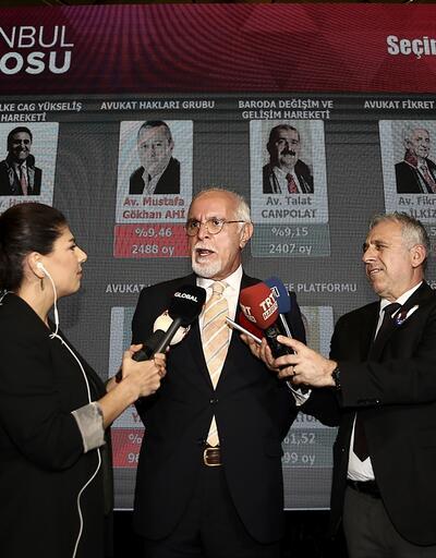 İstanbul ve Ankara Barosu'nda başkanlık yarışı
