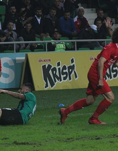 Sakaryaspor - Sancaktepe Belediyespor: 0-0