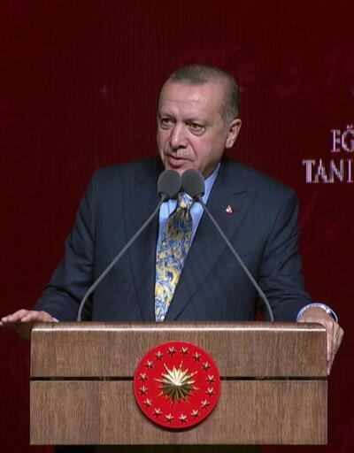 Erdoğan'dan velilere çağrı
