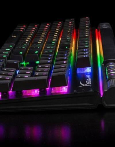 HyperX Alloy Elite RGB mekanik klavye incelemesi