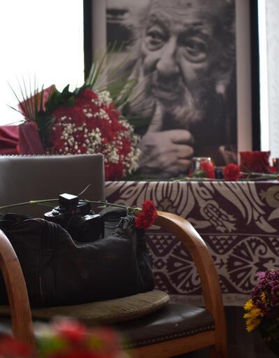 Ara Güler'in evi, ölümünün ardından ilk kez görüntülendi