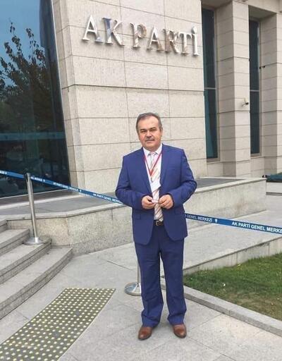 AK Parti Ordu İl Başkanlığı'na Halit Tomakin atandı