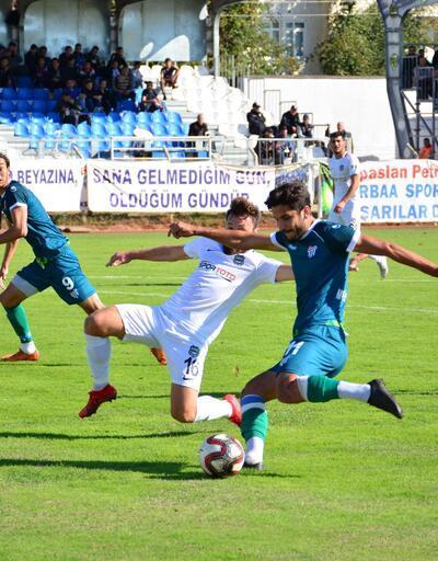 Erbaaspor - Nazilli Belediyespor: 0-1
