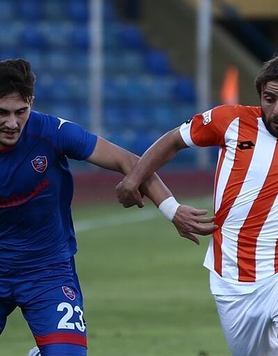 Adanaspor 4-0 Kardemir Karabükspor / Maç Özeti