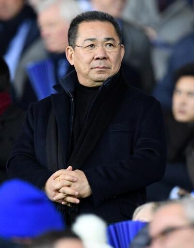 Leicester City'nin sahibi düşen helikopterde miydi?